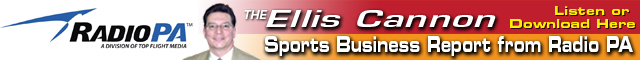 Ellis Cannon Sports & Business Report Listen Now!