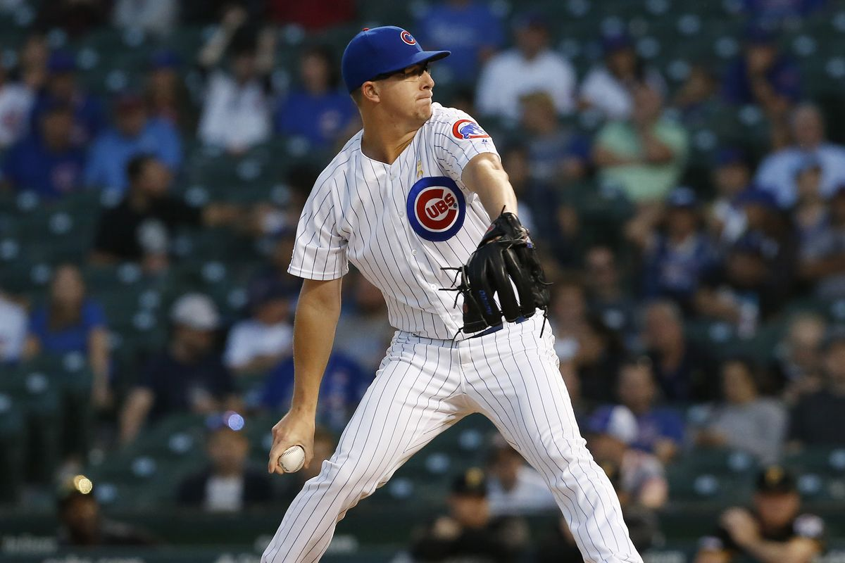 Cubs Crush Pirates for second straight game in 14-1 win