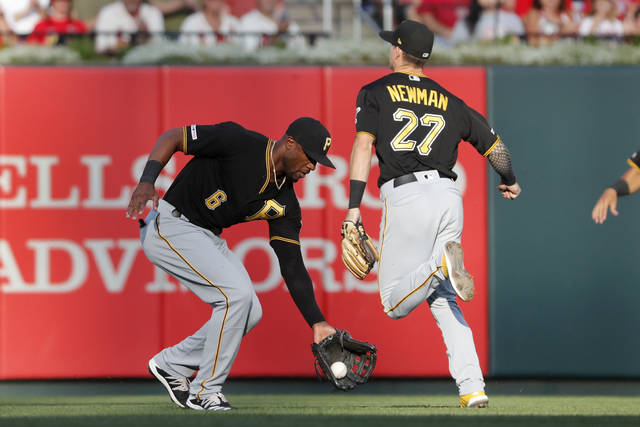 Pirates woes continue in 3-1 loss to Cardinals