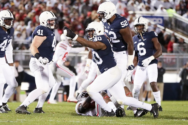 Penn State earns statement victory with Ohio State upset