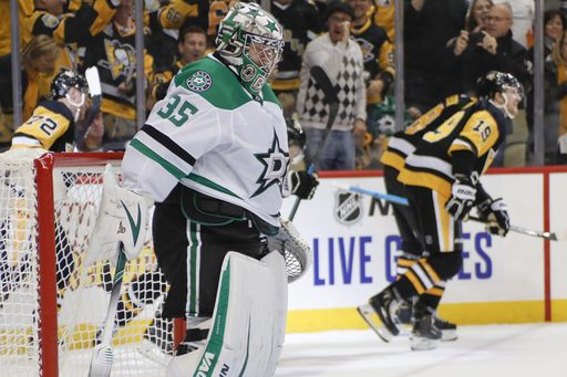 Murray, defense propels Pens to fifth straight win