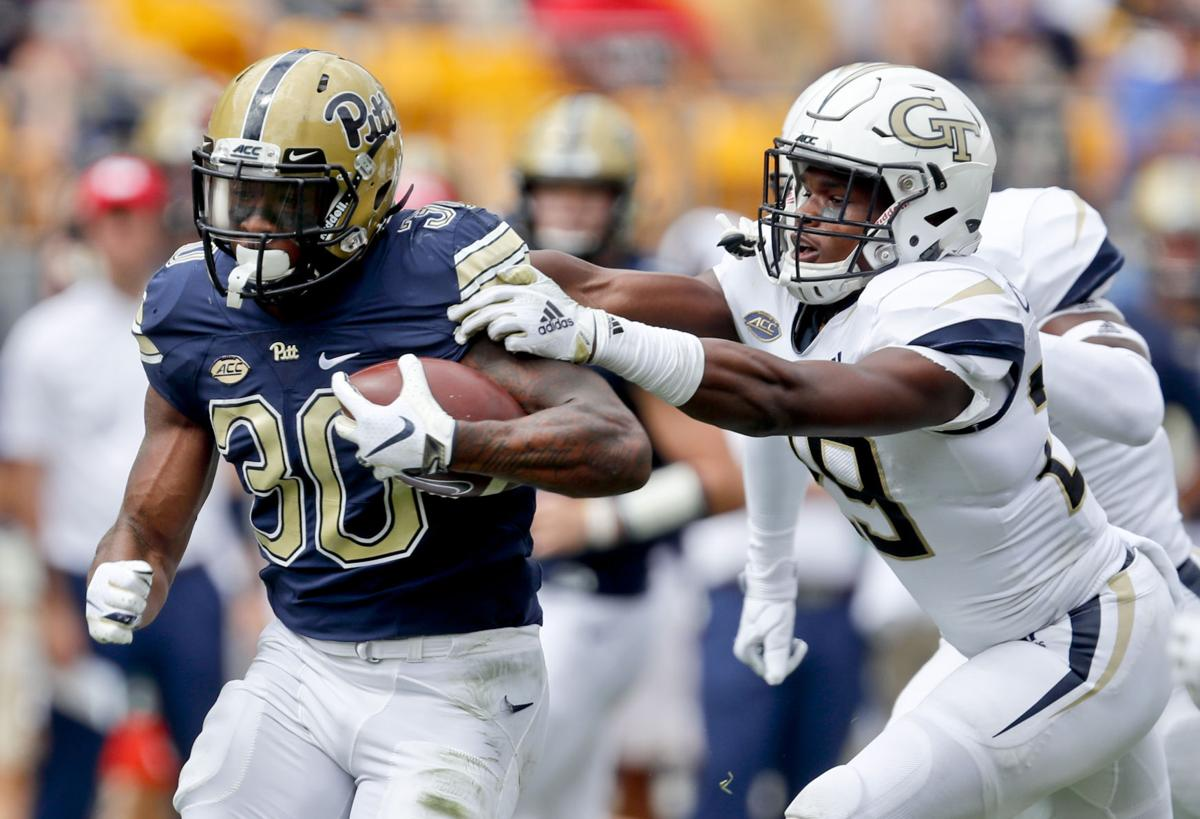 Pitt Handles Georgia Tech in 24-19 Win