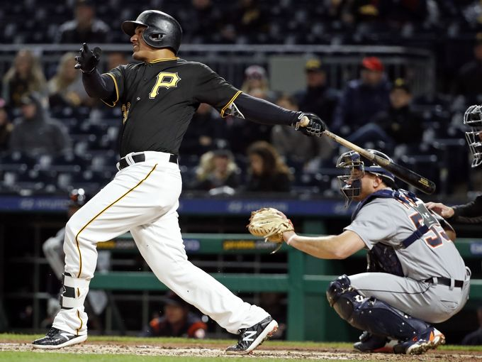 Pirates snap five game skid with nightcap win
