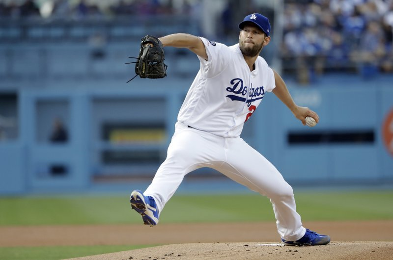 Kershaw, Dodgers tame Pirates 3-1