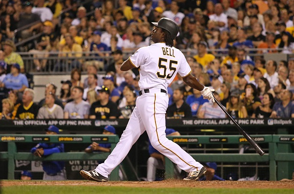 Season's end still meaningful to Pirates' Bell