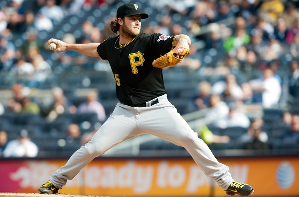 Pirates open west coast swing with 4-1 win in Arizona
