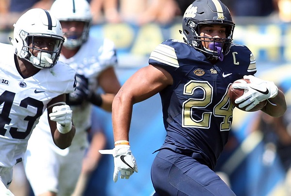 Pitt earns invitation to New Era Pinstripe Bowl, Penn State heads to Rose Bowl, WVU to Russell Athletic