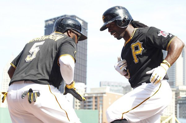 Pirates Players of the Year: Cutch and J-Hay