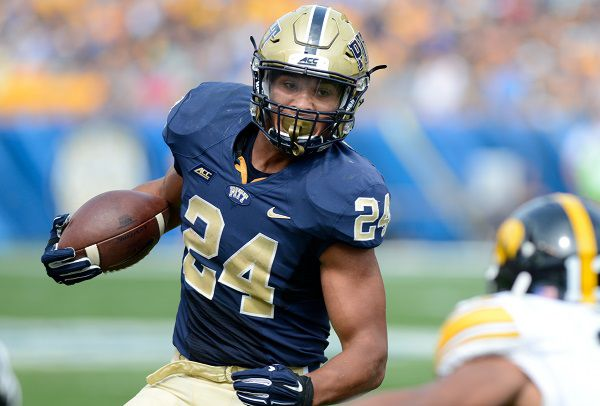 College Player of the Year: James Conner, Pitt