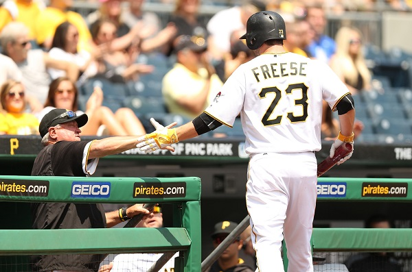 Pirates reload while still gunning for playoffs