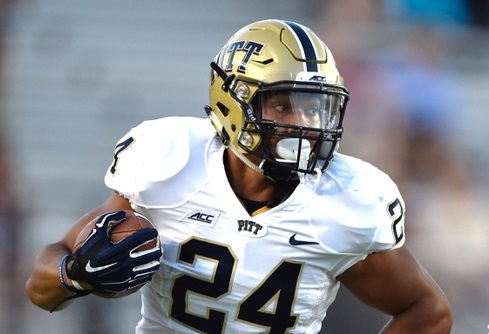 Pitt overcomes slow start, sloppiness to beat Florida Internation 42-25