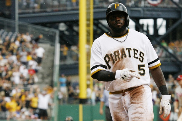 Pirates explode for six in fifth inning to beat Cubs 7-3