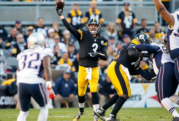 Steelers waste opportunities in loss to Patriots