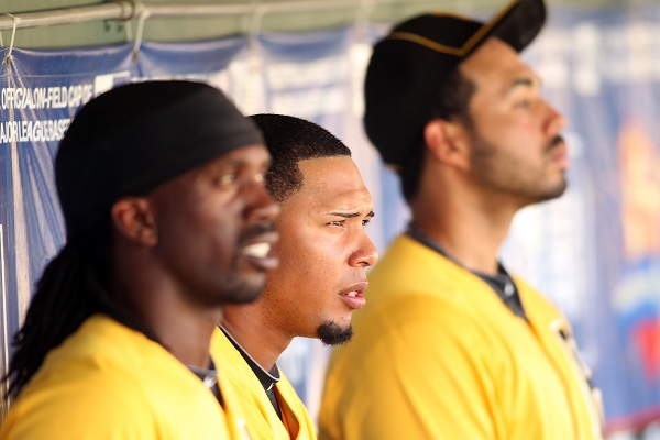 photo courtesy of Pittsburgh Pirates