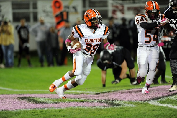Clairton shuts out Monessen in US Steel Game of the Week
