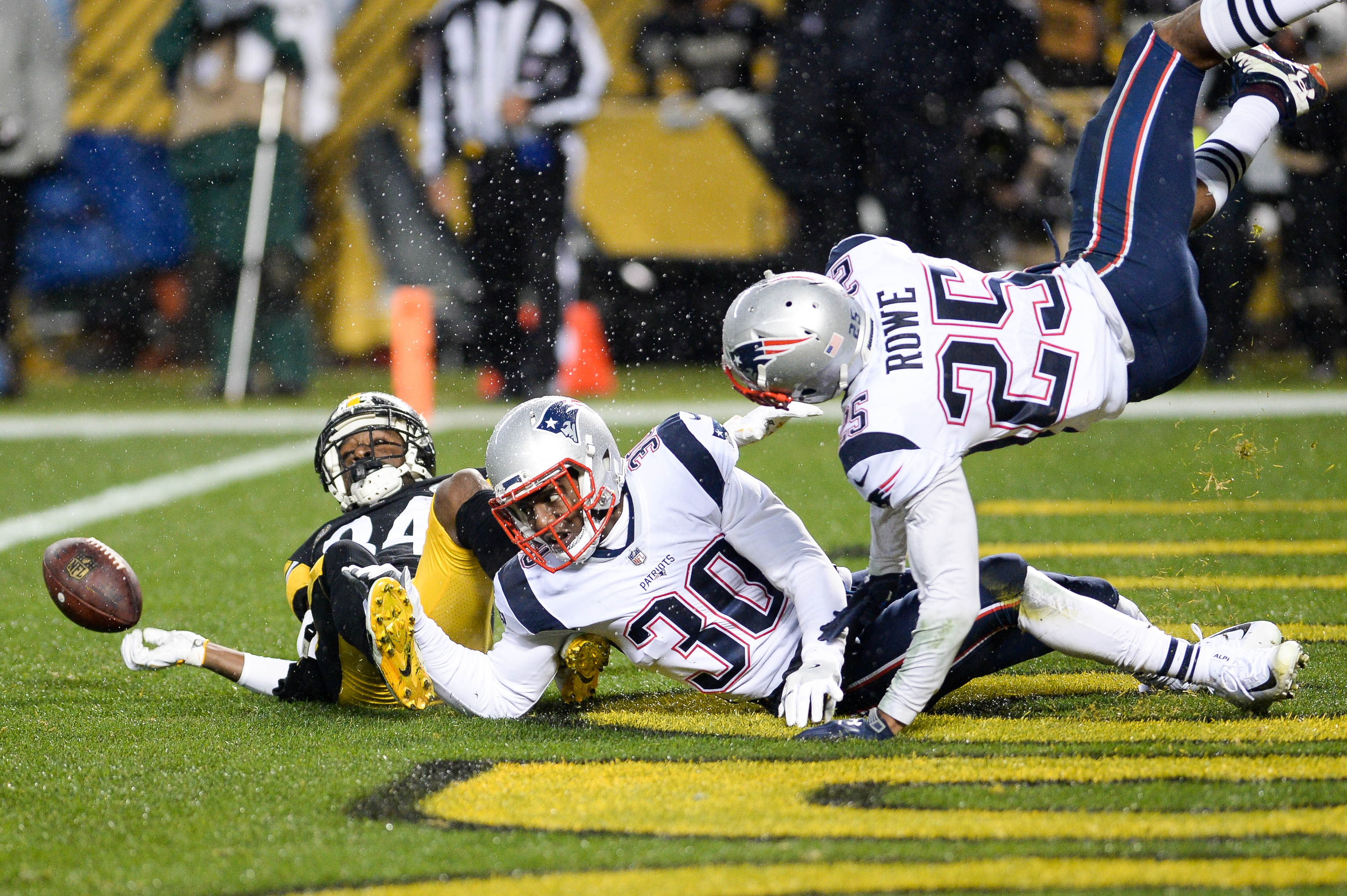 Patriots rally back in thrilling 27-24 win over Pittsburgh