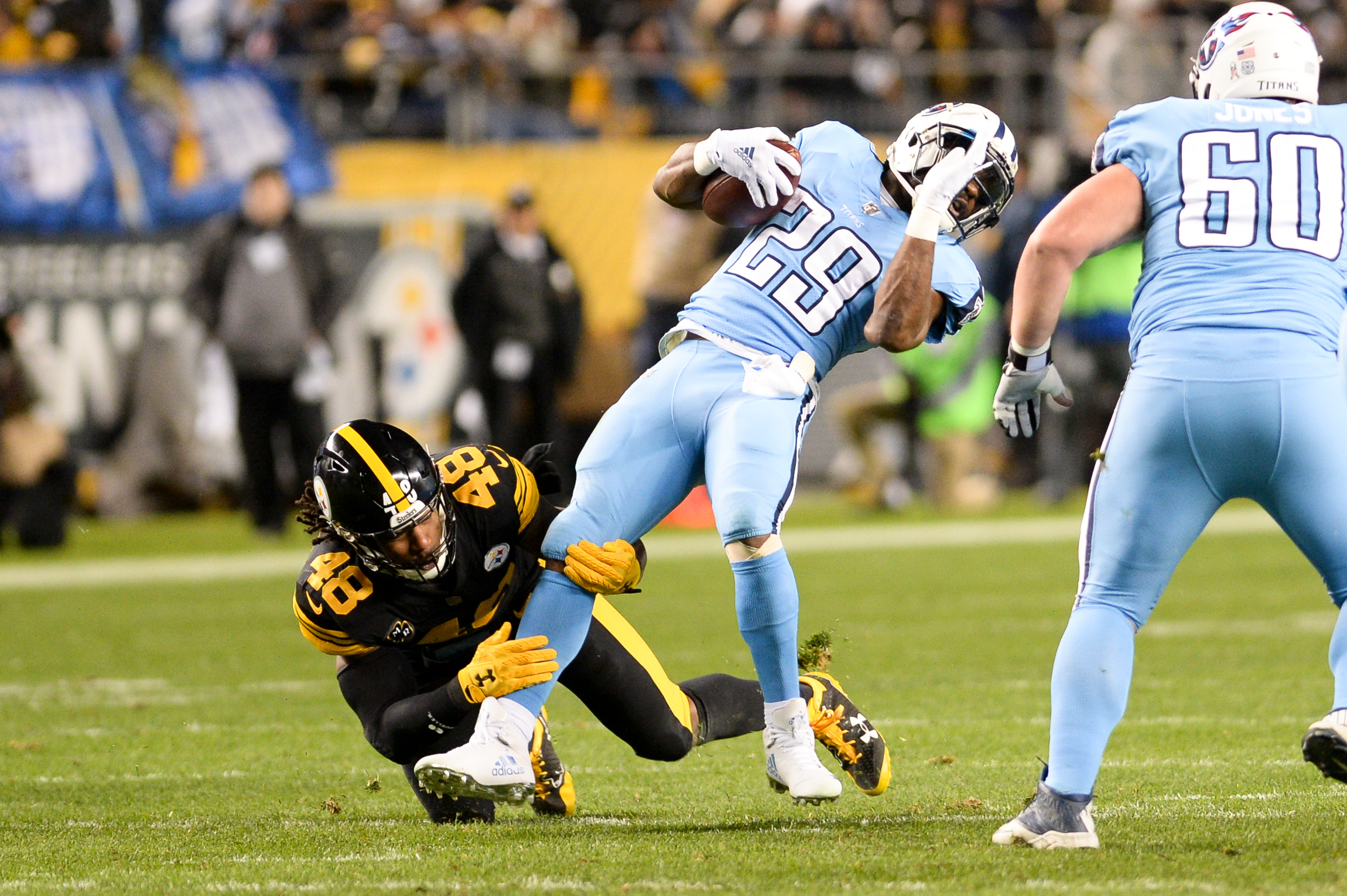 Offense shines as Steelers dominate Tennessee in 40-17 win