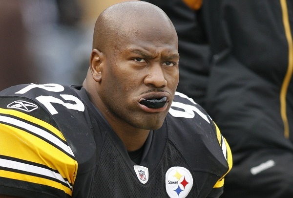 Up Close with James Harrison