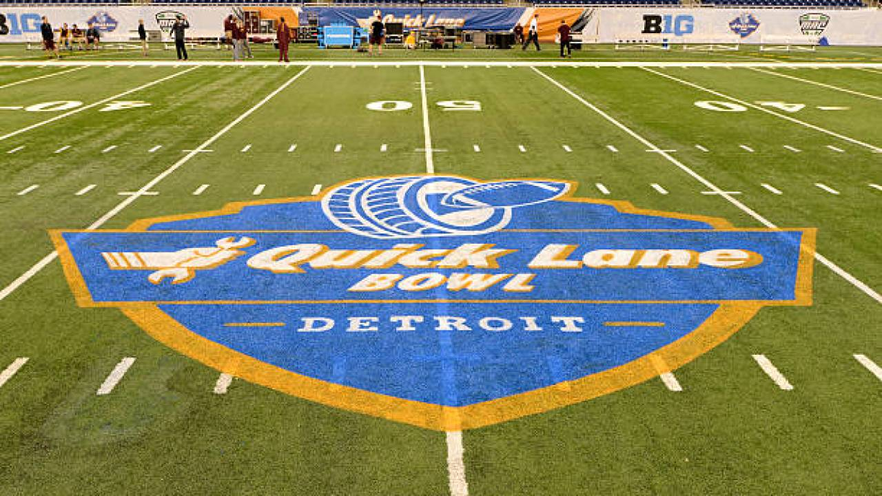 Pitt accepts invitation to play Eastern Michigan in Quick Lane Bowl