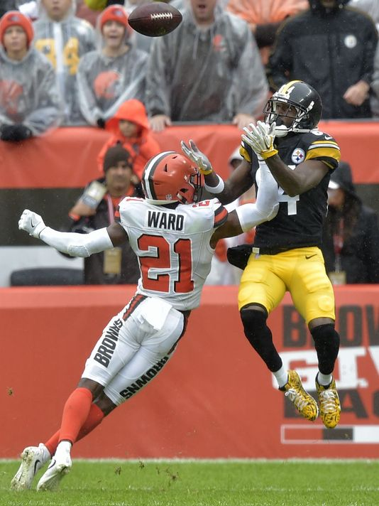 Steelers and Browns end in a tie to open season
