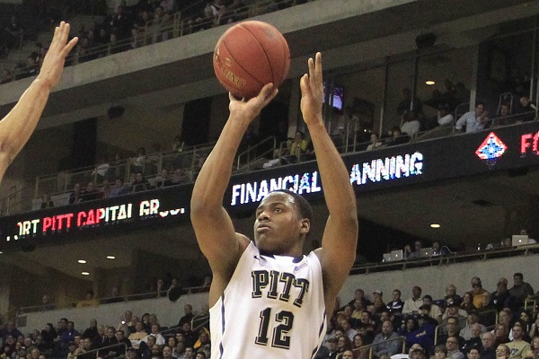 Pitt cruises to 93-49 rout over Cornell