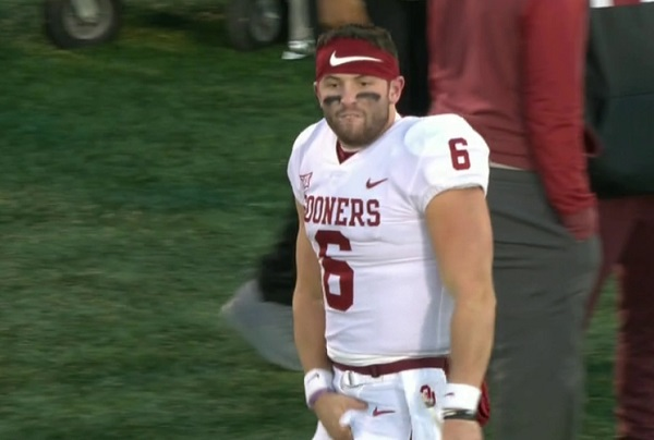 Mayfield Haters Need to Calm Down