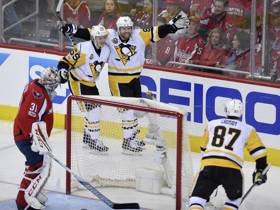 Penguins and Capitals begin third straight postseason showdown Thursday