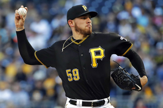 Musgrove, Pirates silence San Diego's bats in 2-1 win