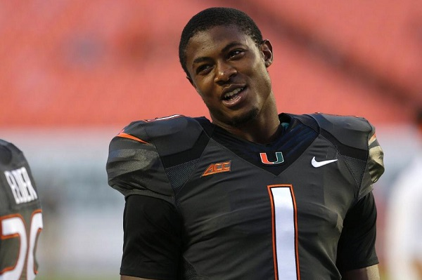 Steelers select Artie Burns in the first round of 2016 NFL Draft