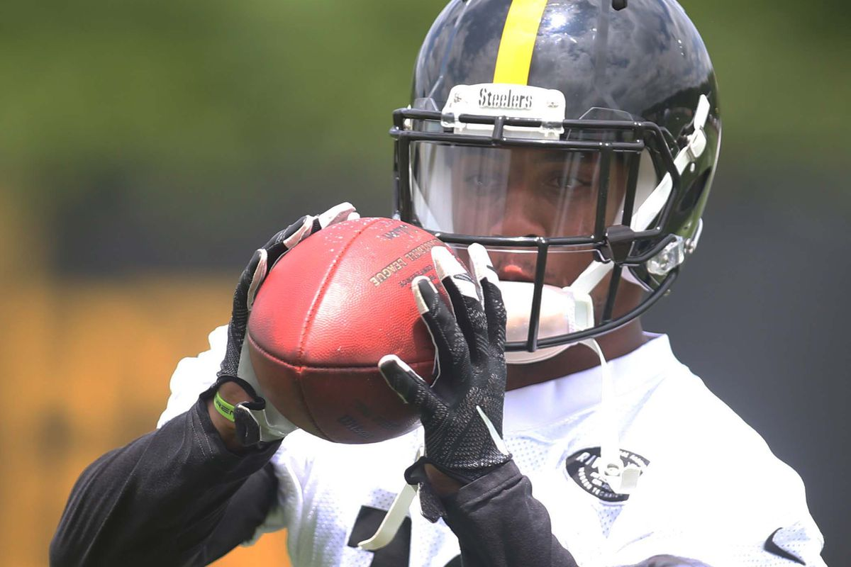 Quadree Henderson is optimistic after his rookie preseason campaign with the Steelers.