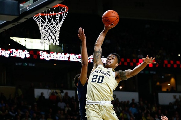 Pitt loses big lead in road loss at Wake Forest