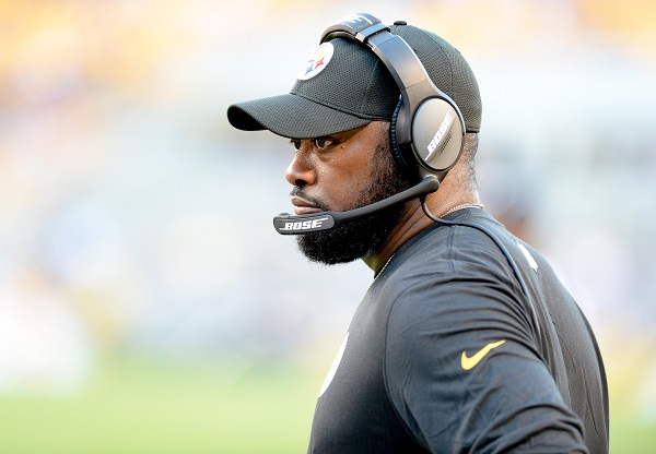 Steelers Mike Tomlin